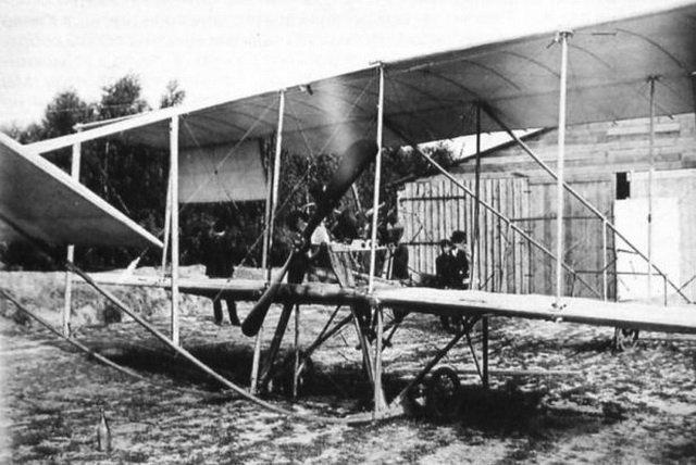 Александр Сергеевич Кудашев – пионер российского авиастроения