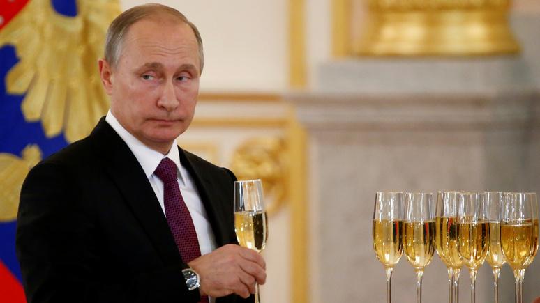 Как Путин развалил США и выи…