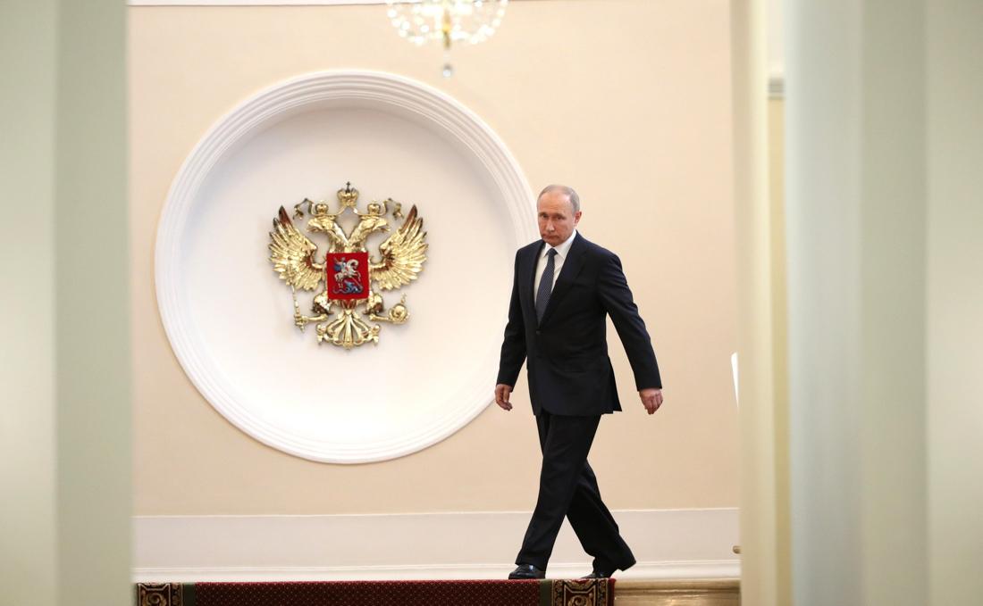 Путин приказал долго жить/Илья Варламов.