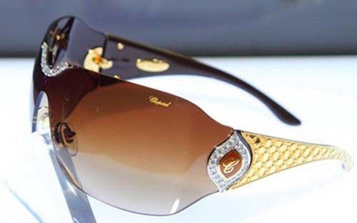 Топ 09: Самые дорогие дизайнерские солнцезащитные очки в мире