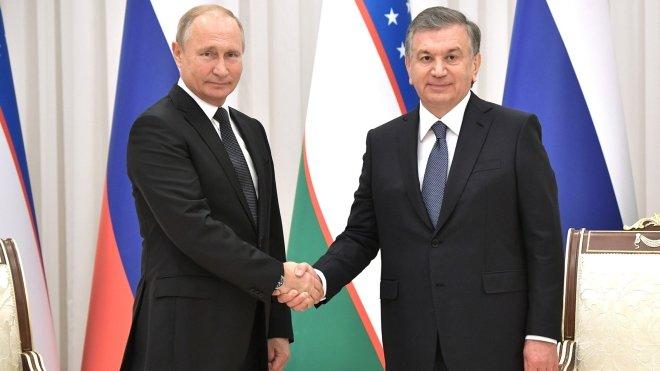 Путин заявил о расширении дв…