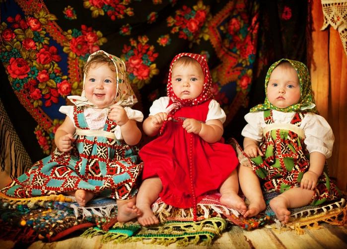 Есть ещё девушки в русских селеньях!