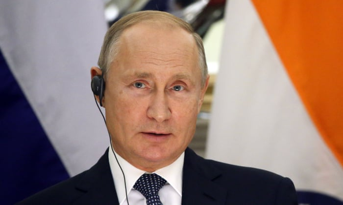 Путин слаб. Все на баррикады.