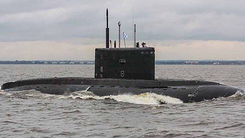 В США заинтересовались, куда из Севастополя пропала российская дизельная подлодка «Черная дыра»