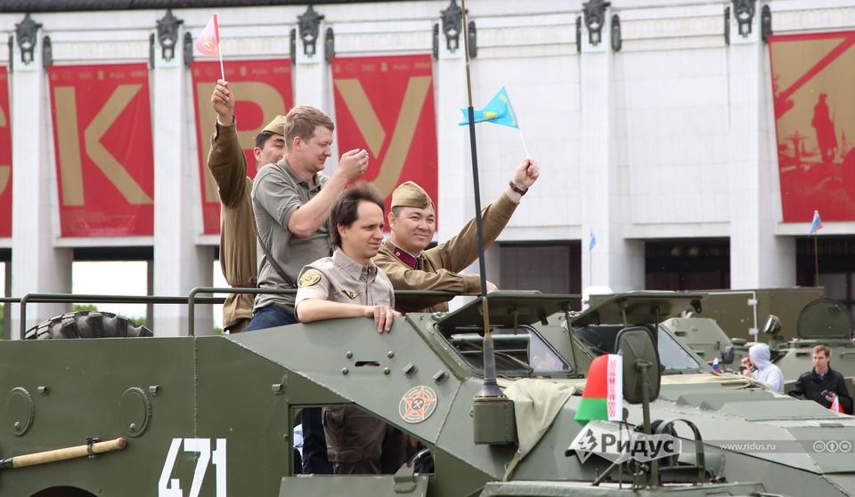 Военная техника времен ВОВ д…