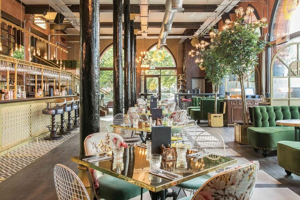 Лучшие бары и рестораны мира