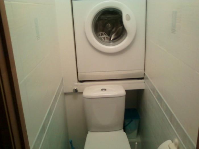 Как уместить все в маленькую ванную