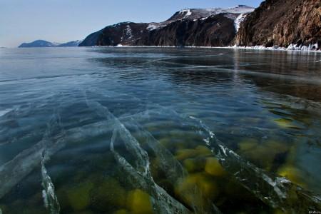 Озеро Байкал. Интересные факты.