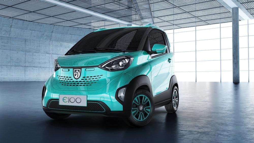 General Motors выпустила электромобиль стоимостью 5300 долларов