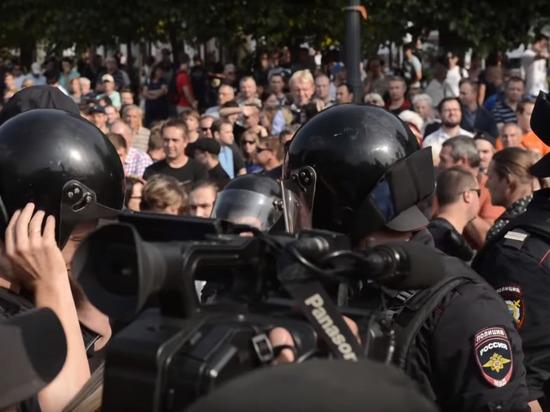 В ЕС отреагировали на несогласованные акции в РФ
