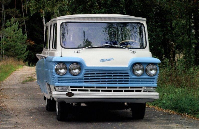 Почему не сложилась судьба самого красивого советского микроавтобуса