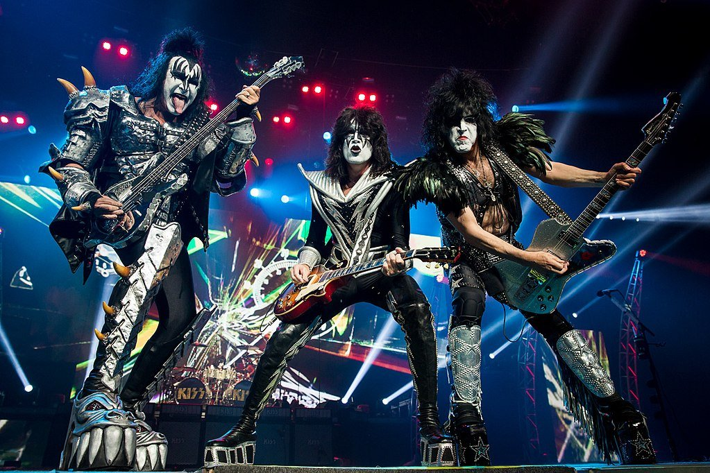 Kiss приедет в Санкт-Петербург с прощальным концертом