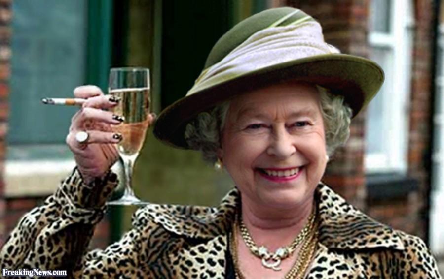 Откуда у королевы миллионы?