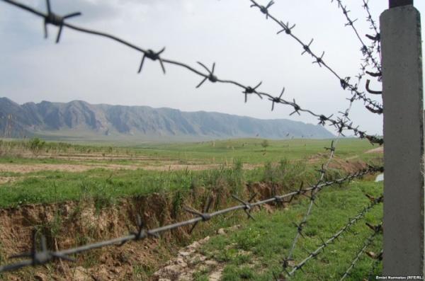 Узбекистан иКиргизия частично согласовали линию госграницы