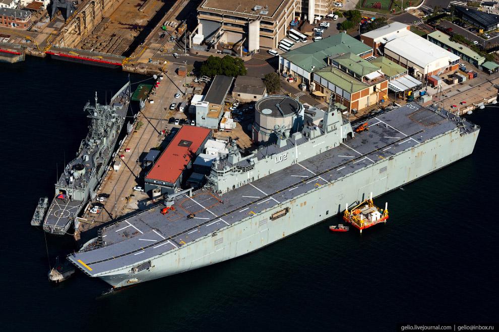 Корабли класса Canberra