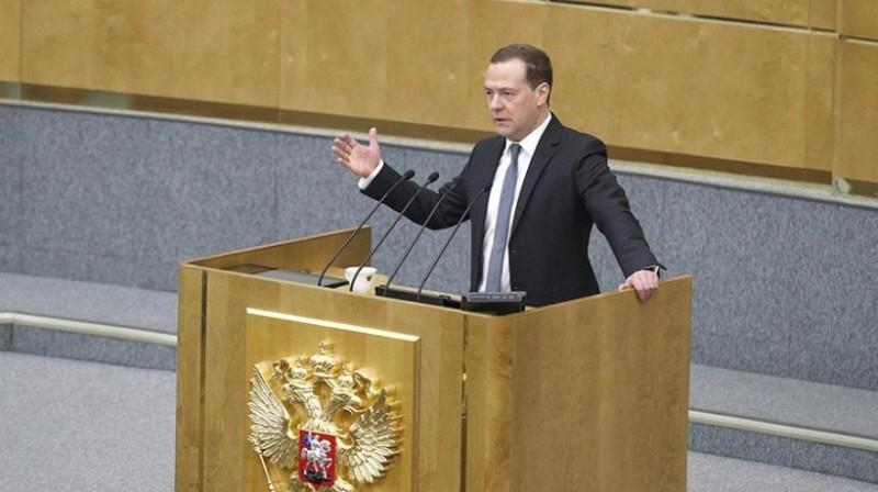 Эксперты прокомментировали отчет Медведева о работе правительства