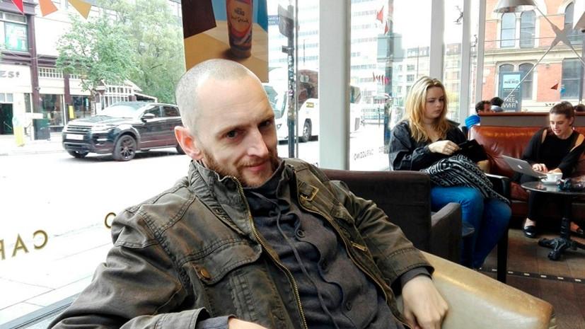 Англичанину дали пять лет тюрьмы за поддержку ополченцев в Донбассе