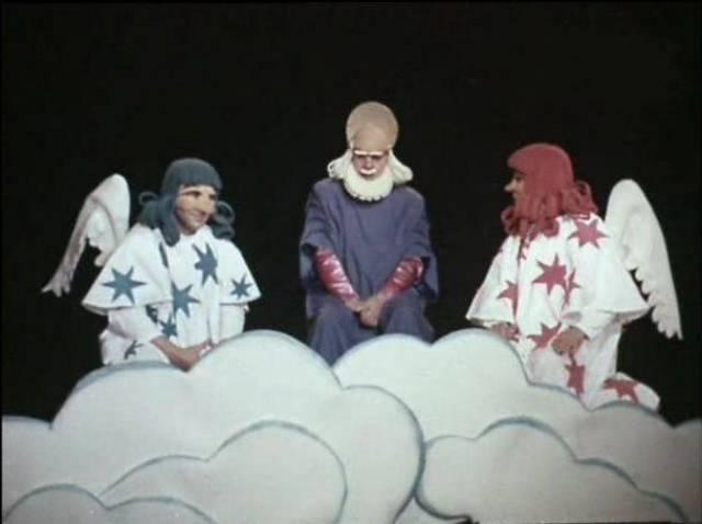Смотреть спектакль Божественная комедия