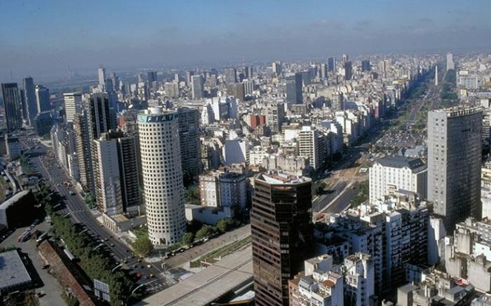 Роскошный город, по праву считающийся самым европейским из южноамериканских городов.