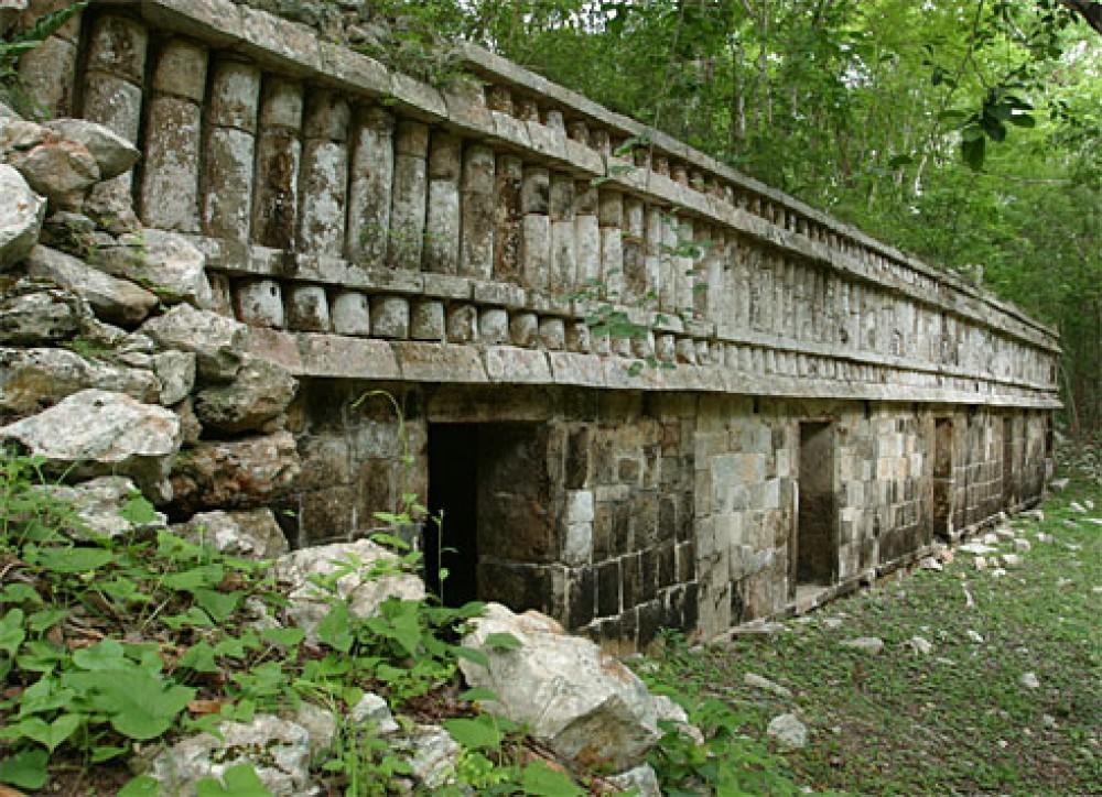 Тысячи городов цивилизации майя