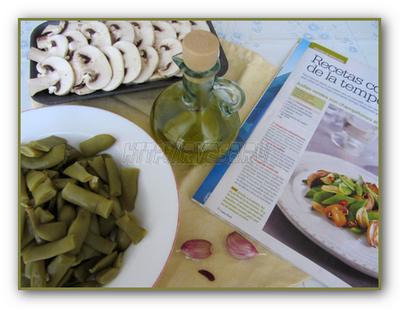 фасоль зеленая стручковая рецепты