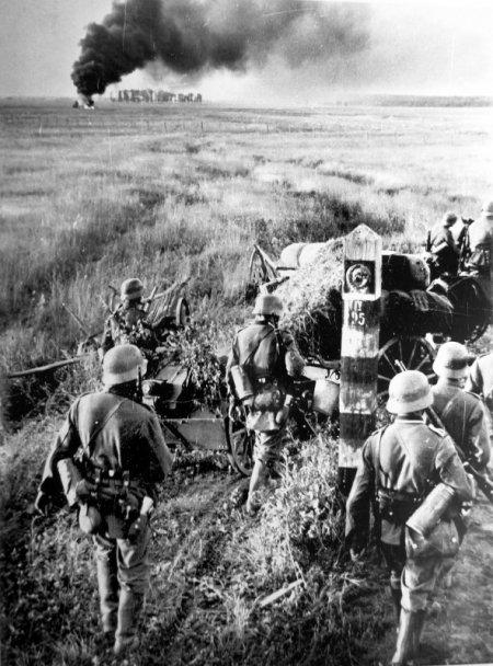 Не забудем! Не простим!: 22 июня - День памяти и скорби. 75-я годовщина начала Великой Отечественной войны