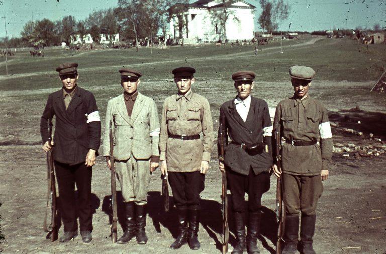 Как местное население относилось к полицаям во время Великой Отечественной