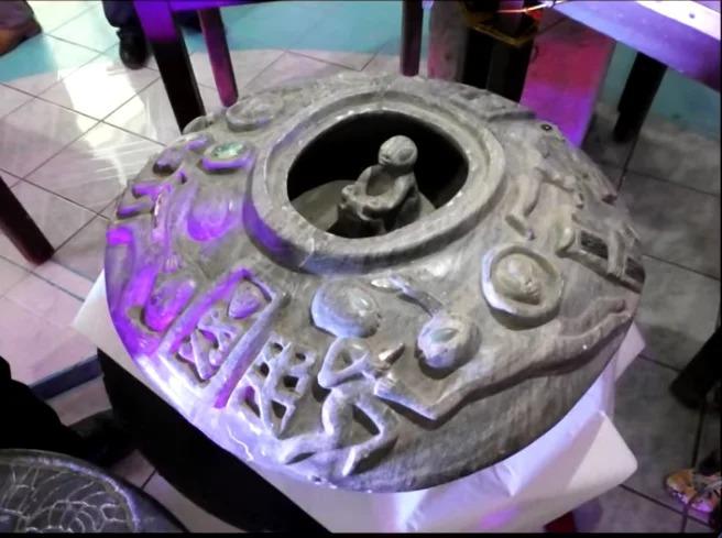В древности Землю могла посещать внеземная цивилизация