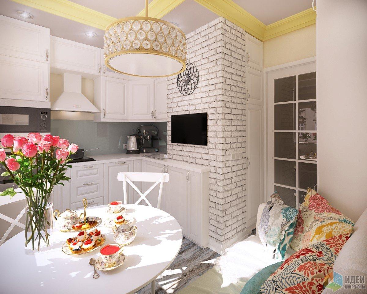 Кухня Light 8,5 кв.м