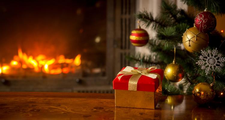 Новый год — время быть там, …