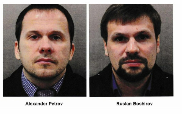 Отравивших Скрипаля «агентов ГРУ» сдал «Аполлон» из посольства России - СМИ