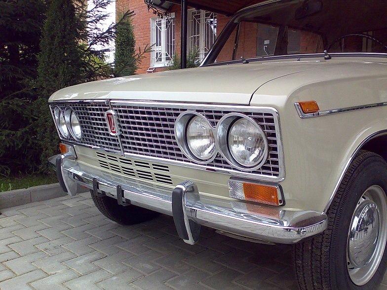 Легенда советского автопрома - ВАЗ-2103