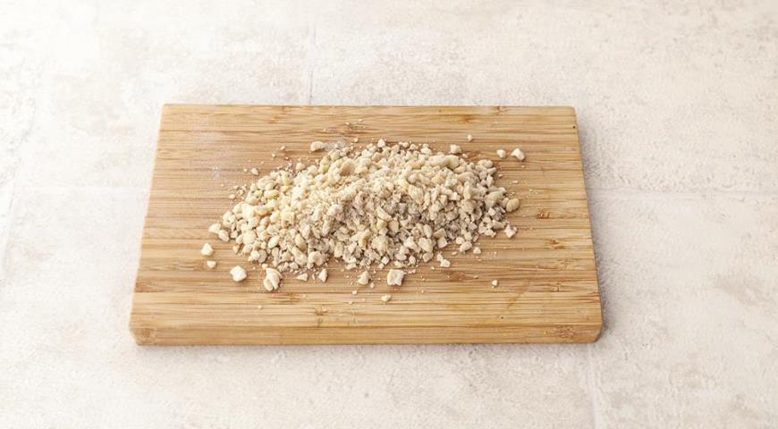 Шашлычки-сатай из индейки с арахисовым соусом. Шаг 1