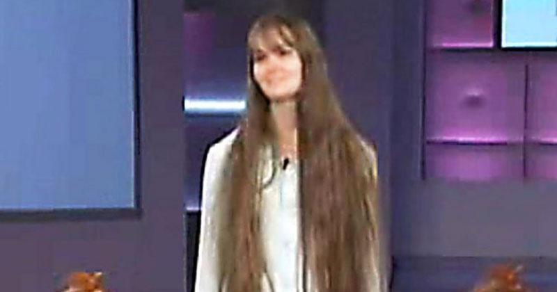 Девушка не стригла волосы 23 года. Перед свадьбой она решилась на радикальные изменения – результат ошарашил жениха!