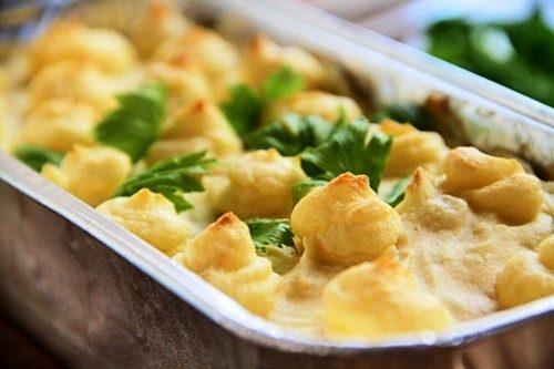 7 рецептов картофельных пирогов на каждый день