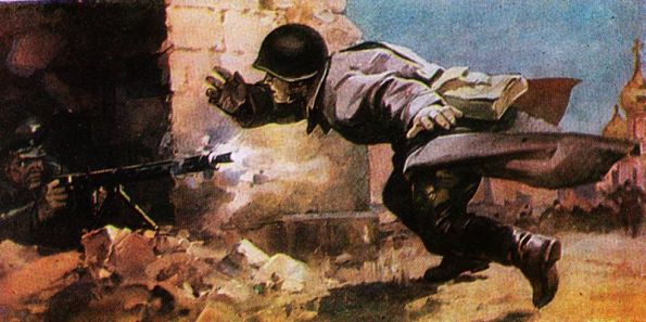 Малоизвестные подвиги советских солдат во время Великой Отечественной войны