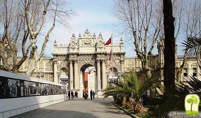 "Дворец турецского султана ""Долмабахче"" в Стамбуле, Турция - 6"