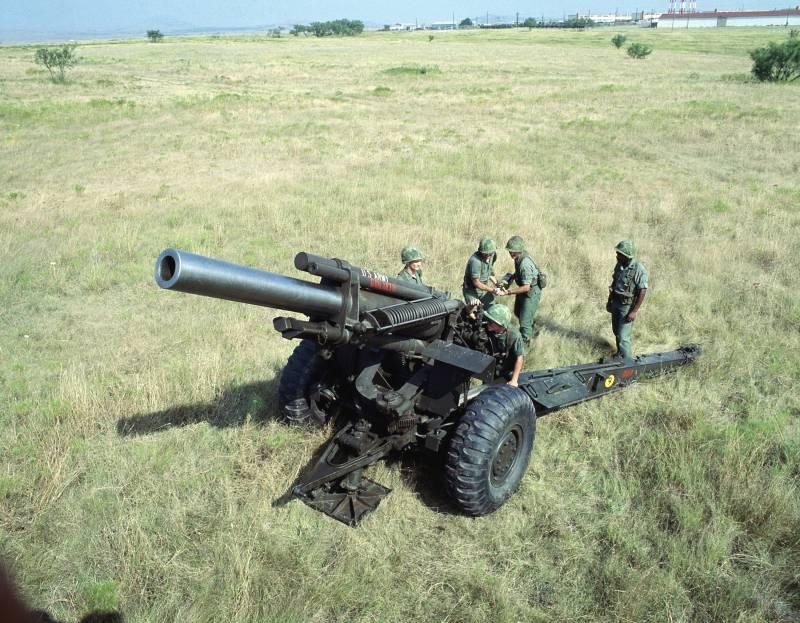 По полю боя без тягача. Самодвижущееся орудие XM123 (США)