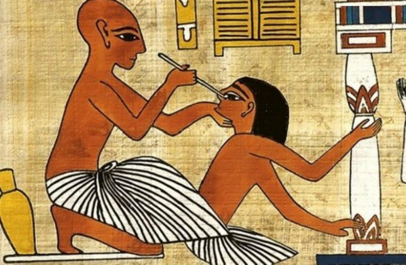 Медицина Древнего Египта, актуальная по сей день