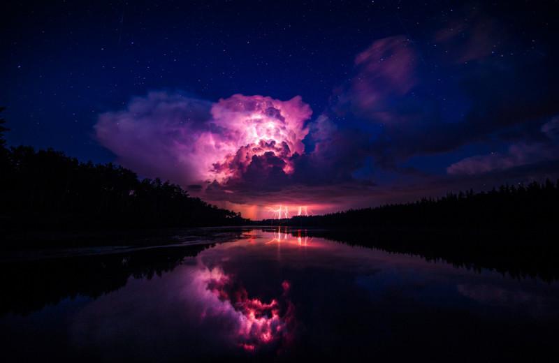 28. молния, природа