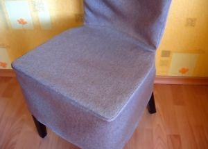 Чехлы на стулья своими руками22
