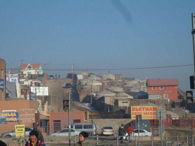 Жизнь в Монголии