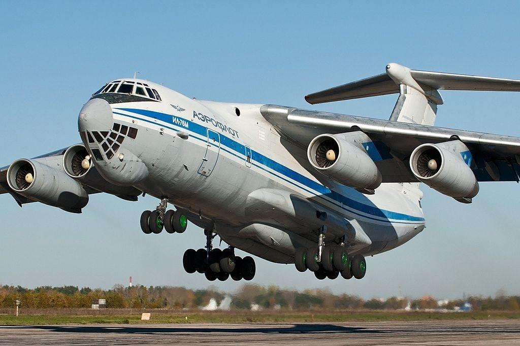 Чем русские конструкторы оснастили старый военный самолёт Ил-22пп