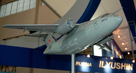 Самолет МТА стал Ил-276