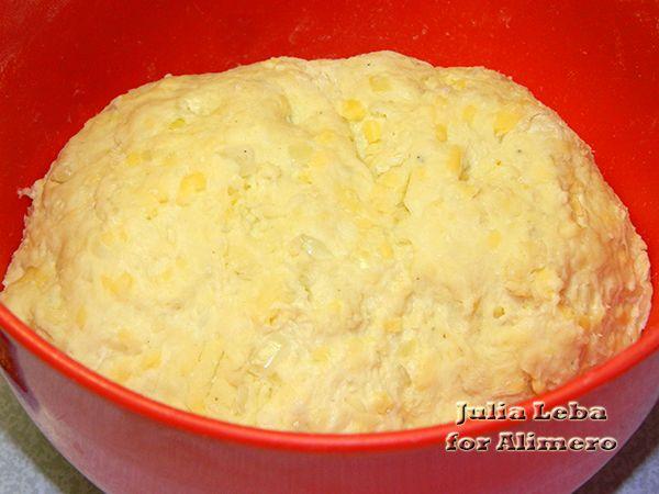 Сырные батоны