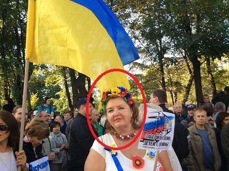 Боевая подруга российской оппозиции сбежала к Коломойскому