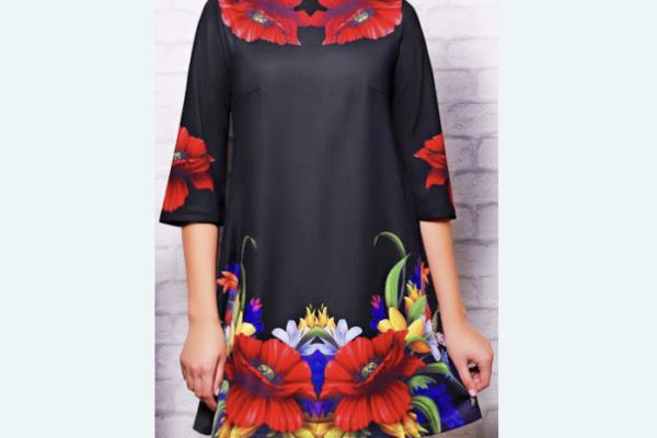 Платье или сарафан – трапеция