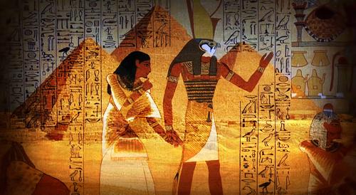 Загадки Египетской книги мертвых