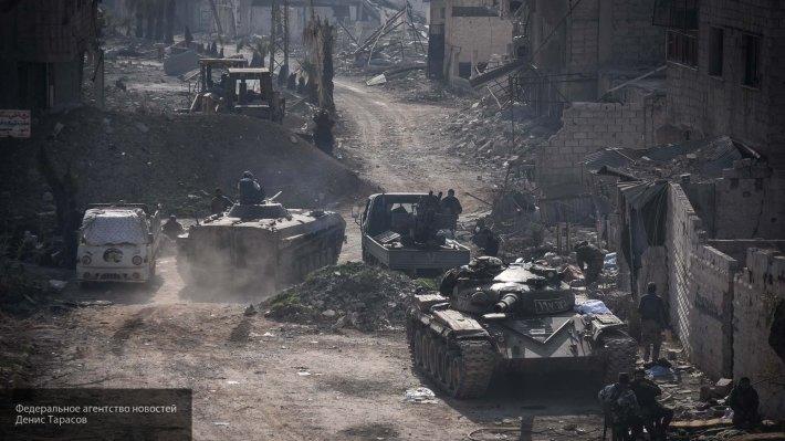 Разделить анклав ИГ* в Дамаске на мелкие чести: исход скоро будет предрешен