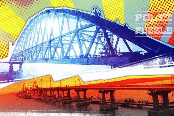 «Обрушится из-за мощных колебаний»: названа новая опасность для Крымского моста